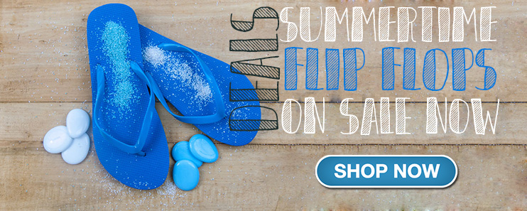 wholesale case bulk summer beach flip flops