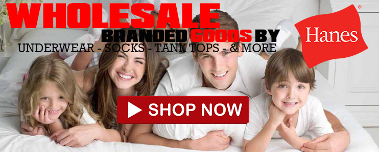 wholesale hanes brand name underwear bra t shirt tank tops