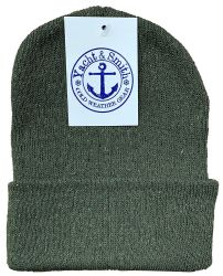 24 of Yacht & Smith Kids Winter Beanie Hat Assorted Colors