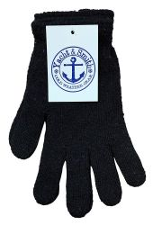 240 of Yacht & Smith Men's Winter Gloves, Magic Stretch Gloves In Assorted Solid Colors