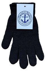 120 of Yacht & Smith Men's Winter Gloves, Magic Stretch Gloves In Assorted Solid Colors