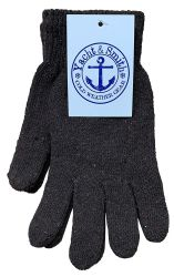 12 of Yacht & Smith Men's Winter Gloves, Magic Stretch Gloves In Assorted Solid Colors