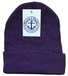 48 of Yacht & Smith Ladies Winter Toboggan Beanie Hats In Assorted Colors
