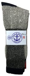 12 of Yacht & Smith Mens Thermal Socks, Warm Cotton, Sock Size 10-13