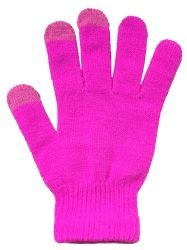 12 of Yacht & Smith Unisex Winter Texting Gloves, Warm Thermal Winter Gloves (12 Pack Neon)
