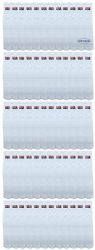 120 of Yacht & Smith King Size Men's 31 Inch Terry Cushion Cotton Extra Long USA Tube Socks- Size 13-16