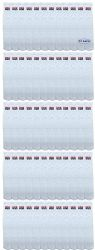 72 of Yacht & Smith Men's 32 Inch Cotton King Size Extra Long Usa Tube SockS- Size 13-16
