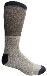 24 of Yacht & Smith Mens Cotton Thermal Crew Socks , Warm Winter Boot Socks 10-13