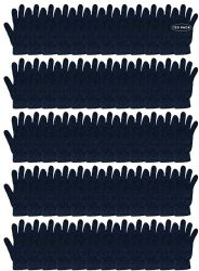 120 of Yacht & Smith Unisex Black Magic Gloves