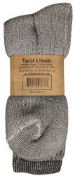 60 of Yacht & Smith Mens Terry Lined Merino Wool Thermal Boot Socks