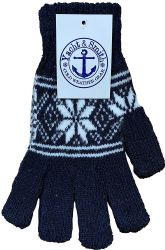 48 of Yacht & Smith Winter Beanies & Gloves For Men & Women, Warm Thermal Cold Resistant Bulk Packs