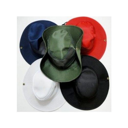 a16b07f3f39 62 of Boonie Hats Cowboy Style Fishing Hats Solid Color