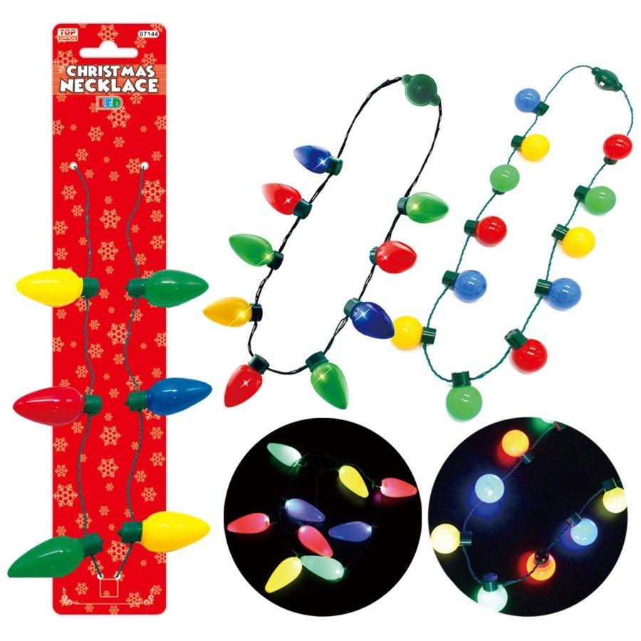 48 of Xmas Led Necklace