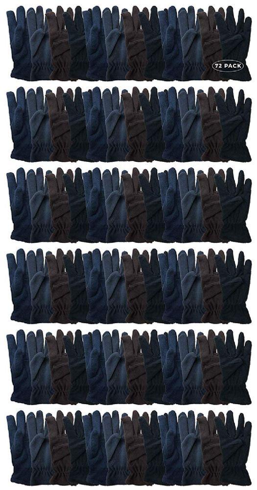 72 of Yacht & Smith Men's Fleece Gloves