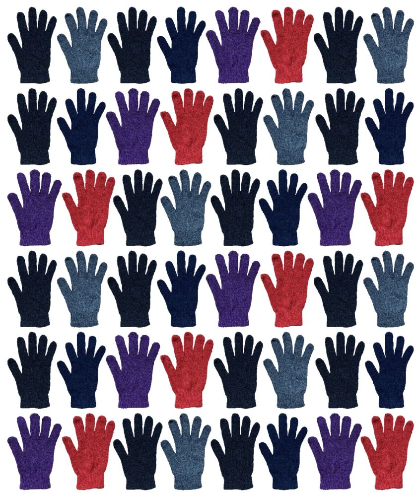48 of Yacht & Smith Womens, Warm And Stretchy Winter Gloves