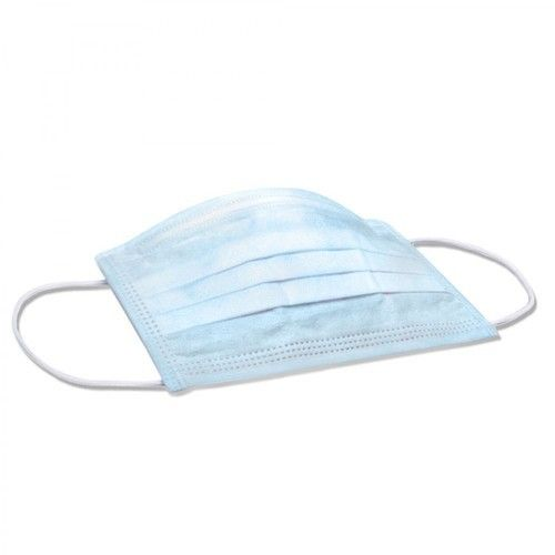 100 of Disposable 3ply Surgical Face Cover
