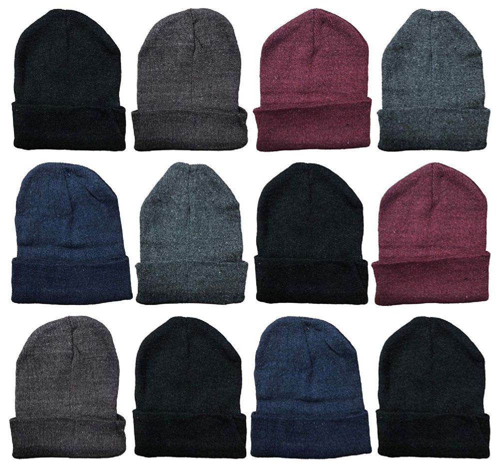 12 of Yacht & Smith Unisex Winter Warm Acrylic Knit Hat Beanie
