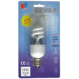 100 of Spiral Energy Bulb 20w