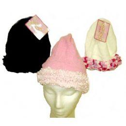 72 of Ladies Chenille Winter Hat