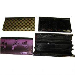 72 of Ladies Clutch Purse Wallet With Many Compartments