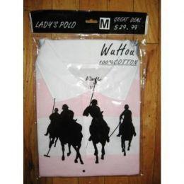 72 of Ladies Polo Shirt