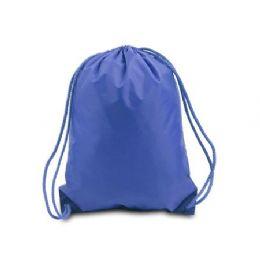 60 of Drawstring Backpack - Royal