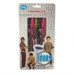 48 of Jonas Stick Pen 5pk