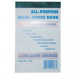 120 of Duplicate Sales Book 33 Sheet (120/cs)