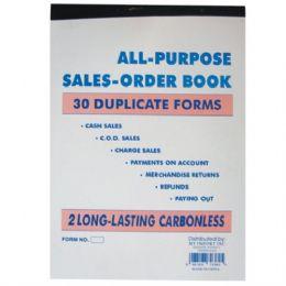 120 of Duplicate Sales Book 30 Sheet (120/cs)