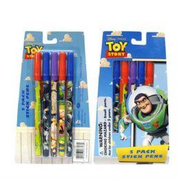 48 of Stick Pen 5pk Toy Story