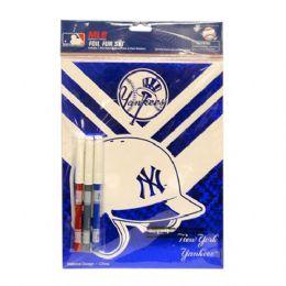 48 of Foil Fun Set Yankees