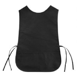 72 of Cotton Twill Cobbler Apron Black