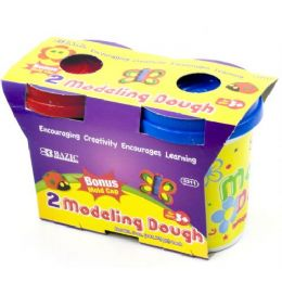 36 of Multi Color Modeling Dough 2 Pack