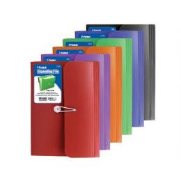 36 of Bazic 7-Pocket Letter Size Poly Expanding File