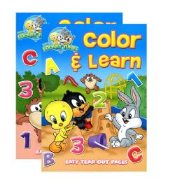 48 of Baby Looney Tunes Workbook