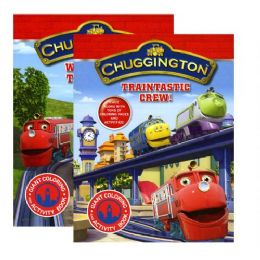 48 of Chuggington Giant Coloring & Activity Book