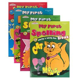 48 of Kappa Assorted My First Series Activity Book