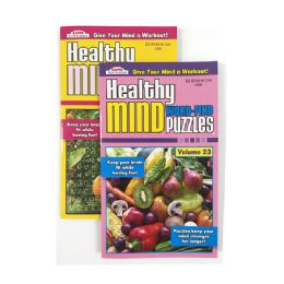 24 of Kappa Healthy Minds Words Finds Puzzle Book - Digest Size