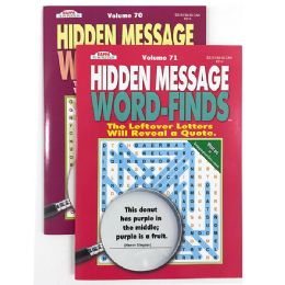 96 of Kappa Hidden Message Word Finds Book