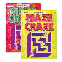 48 of Kappa Maze Craze Puzzle Book