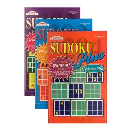 24 of Kappa Sudoku Puzzles Book - Digest Size