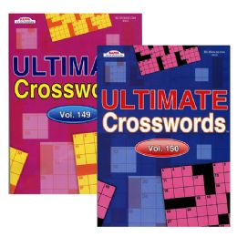 96 of Kappa Ultimate Crossword Puzzle Book