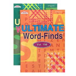 48 of Kappa Ultimate Word Finds Puzzle Book
