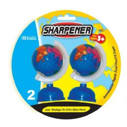 "144 of Bazic 3"" Globe Sharpener (2/pack)"