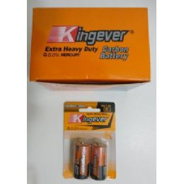 48 of 2pc C BatterieS--Kingever