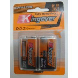 120 of 2pk D BatterieS--Kingever