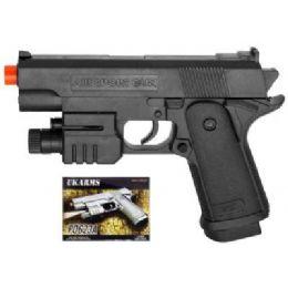 120 of P0623a Airsoft Pistol W/laser & Flashlight