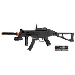 12 of Airsoft Spring Rifle W / Laser & Flashlight