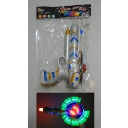 "36 of 10"" Laser Gun With Light Up Propeller"
