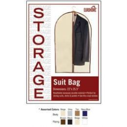 """48 of 23"""" X 35.5"""" Suit Bag -4 Assorted Colors"""